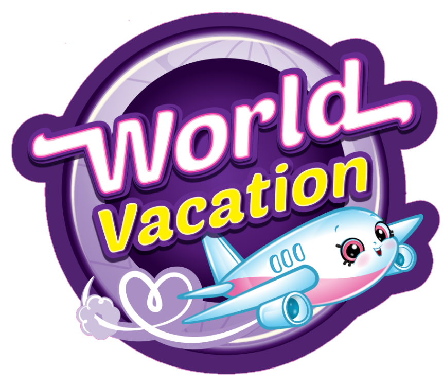 Season Eight World Vacation Is The Eighth Overall Of Shopkins Toy Line First Wave Was Released On June 1st 2017