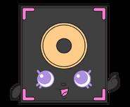 Squeeky speaker ct art