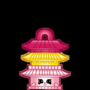 SPKS8C-W2 CTC 8-149 Zen Temple