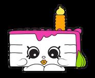 Gracie birthday cake ct art