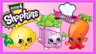 Shopkins Season 6 Chef Club 12 Pack Color Changing Shopkins toys + Special Edition and Ultra Rare