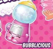 Bubblicious art w gabby and bubbleisha