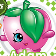 Adam Apple Artwork
