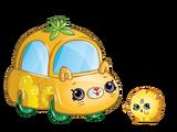 Zappy Pineapple