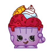 Ice cream queen variant art
