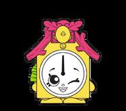 SPKS8 EUROPE Tocky Cuckoo Clock