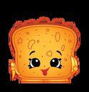 Lana banana bread art