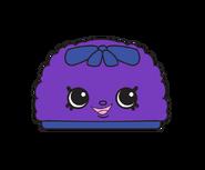 106097M SPKS7 2D-Characters purple-slipper
