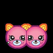 Earring twins variant art