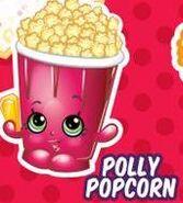 Polly popcorn art w bowlinda and popette