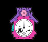 SPKS8 EUROPE Tocky Cuckoo Clock Pink