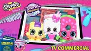 Shopkins Season 8 Official World Vacation The Americas
