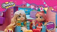 Shopkins Shoppies Super Mall 15s