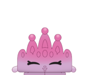Cutetensils Tiny Tiara Topper