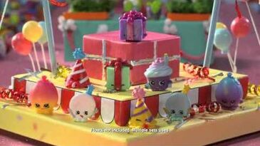 Shopkins Season 4 Official TV Commercial