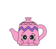 SPKS8 EUROPE Potty Teapot Pink
