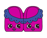Skip and Flip Fairy Slippers variant CT art