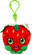 Plush Hanger Strawberry Kiss