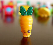 Wild carrot variant toy