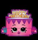 Birthday betty art