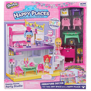 Happy Places Shopkins Happy Home Party Studio