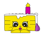 Gracie birthday cake ct variant art