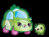 Peely Apple Wheels