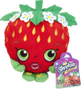 Plush Strawberry Kiss