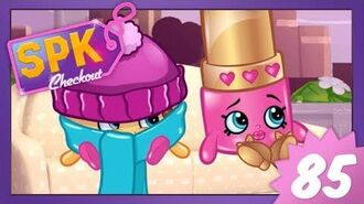Shopkins Cartoon - Episode 85 – SPK CHECK OUT! Variety Show Cartoons For Children