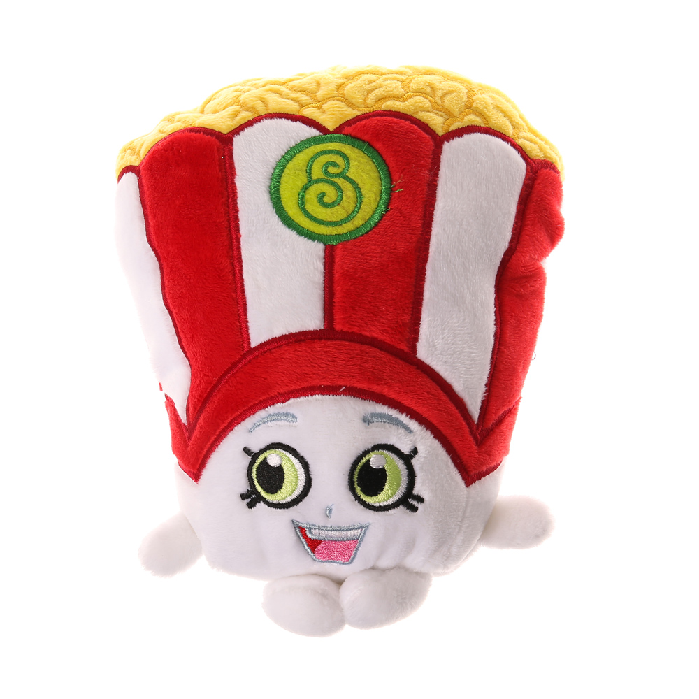 Elegant Poppy Corn Plush