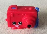 Cam camera toy