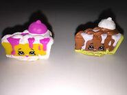 Pecanna pie toys