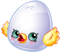 Eggchic art official