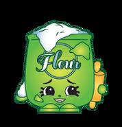 Fifi flour art