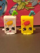 Lucy juice box toys