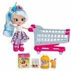 Chrissy Puffs playset unboxed