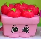 Strawberry Top toy