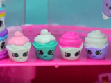 Mini Cupcake Shopkins