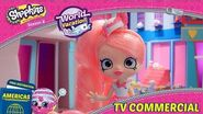 Shopkins Shoppies Season 8 Official World Vacation - The Americas