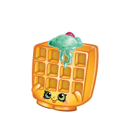 Waffle sue art