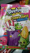 CORNY jokes book