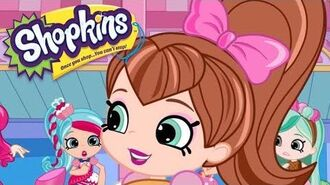 SHOPKINS - MOVE IT LIKE YOU MEAN IT - SHOPKINS SONG Cartoons for Kids Shopkins Cartoon Toys