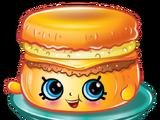 Barbie Breakfast Muffin