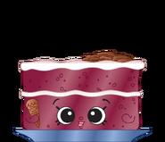 Cara carrot cake ct art