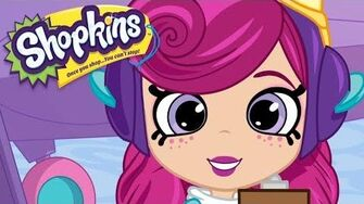 Shopkins Shopkins World Vacation Trailer Shopkins Cartoon