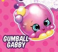 Gumball gabby art w bubblicious and bubbleisha