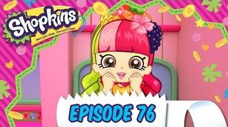Shopkins Cartoon - Episode 76 - Lights Camera Shopkins - Part 4 Cartoons For Children
