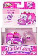 Yo Go-Cart box