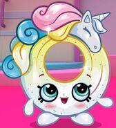 Bling Unicorn Ring
