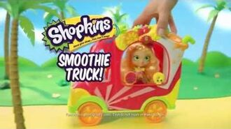 Shopkins Smoothie Truck 15s TV Commercial